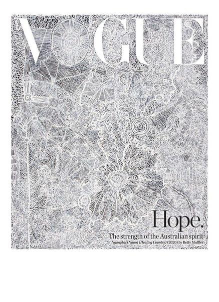 Vogue Australia - September 2020