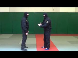 ОМОН. Видео рубрика по самообороне и боевому самбо. Урок 2.