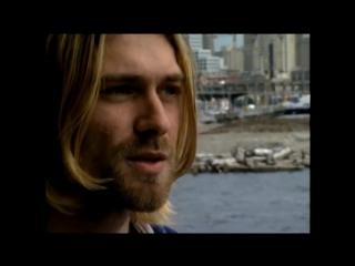 Интервью с Куртом Кобейном для Musique Plus TV,  RUS.Озвучка