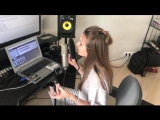 Аиша записала кавер на песню Егора Крида и Мота - Засыпаи, малыш _ Aisha