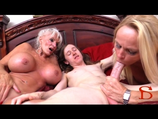 Sally D'Angelo, Dani Dare - Me Mom and Granny Part 1 [Incest, MILF, Mature, Grandma, Mom, Mother, Son, Big Tits, 720p]