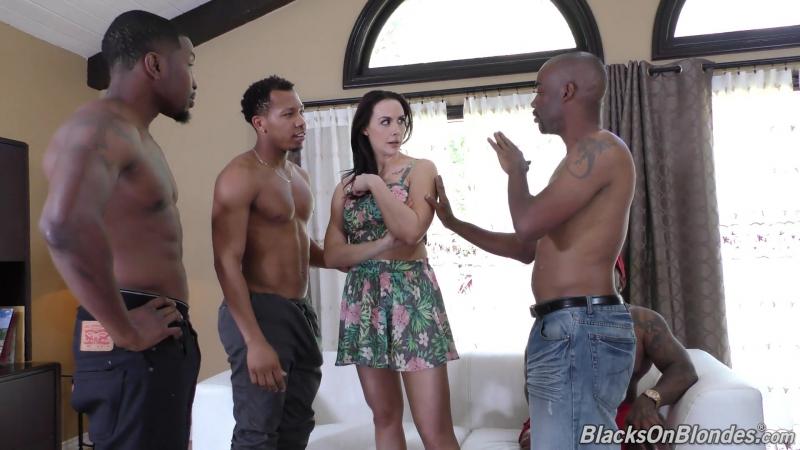[BlacksOnBlondes] Chanel Preston 3 [HD 1080, 5 on 1, Anal, ATM, Black, Blowbang, Cumshot, DP, Facial, Gangbang, IR, Swallow]