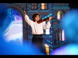 """До слез! Матвей Блюмин. А. Вивальди, Лето, музыка из к/ф """"Список Шиндлера"""" / Синяя птица"""