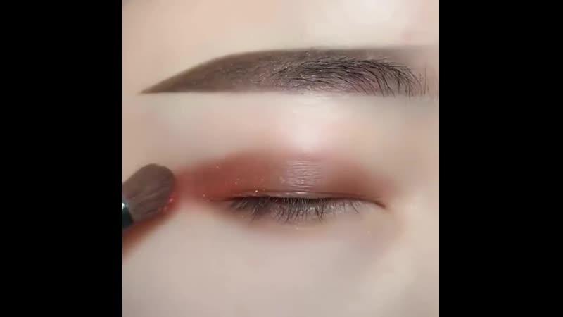 Красивые глаза составляют