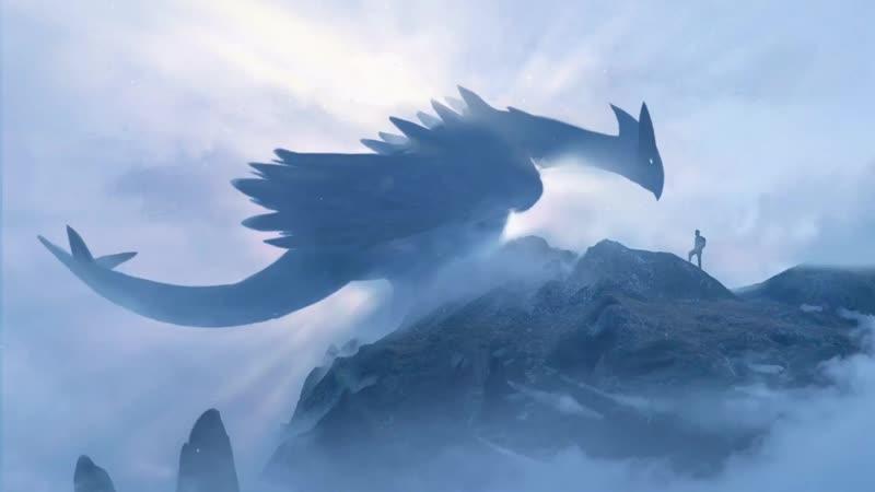 Дракон на холме / Dragon on the Hill