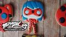 Miraculous Ladybug Cookie Funko Pop