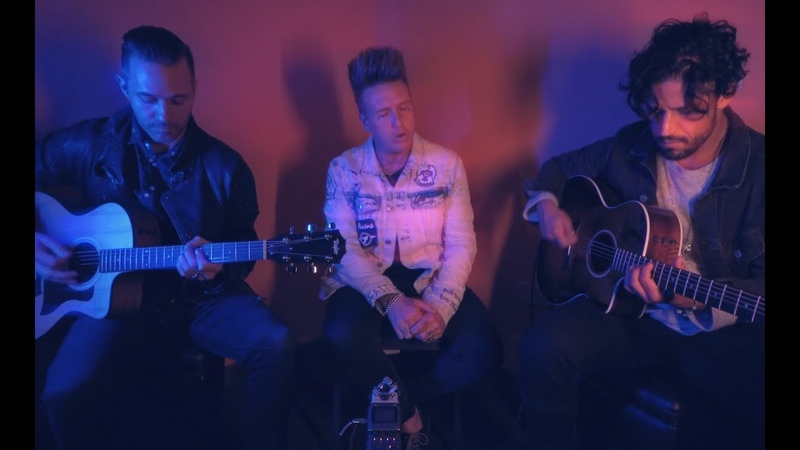 Papa Roach Come Around Acoustic