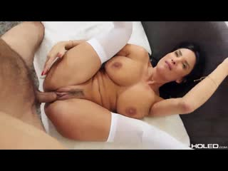 Anissa Kate – Plugged French Maid [PornPros. Anal, Big Tits, Hairy, MILF]