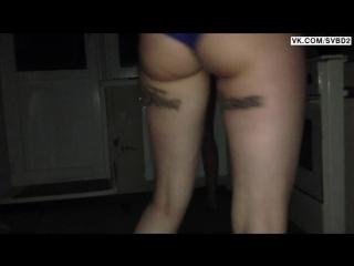 Снимает как трахает свою новую девушку (Секс Порно Домашнее Орал Минет Анал Жесткое) 18