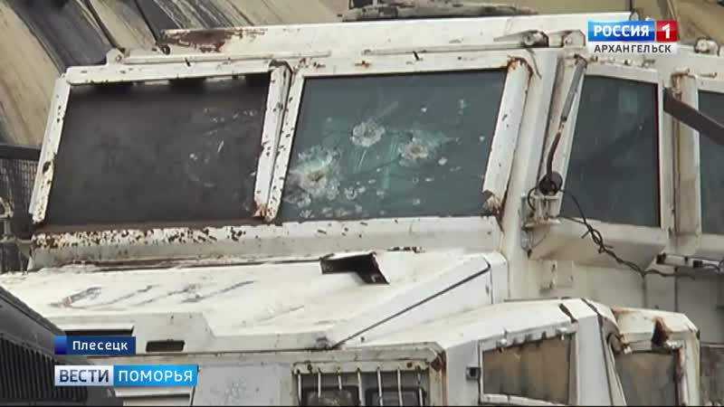 5 тысяч человек собрал Сирийский перелом в Плесецке