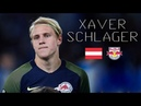 XAVER SCHLAGER - Deadly Skills, Tackles, Passes, Goals - RB Salzburg Austria - 2017/2018