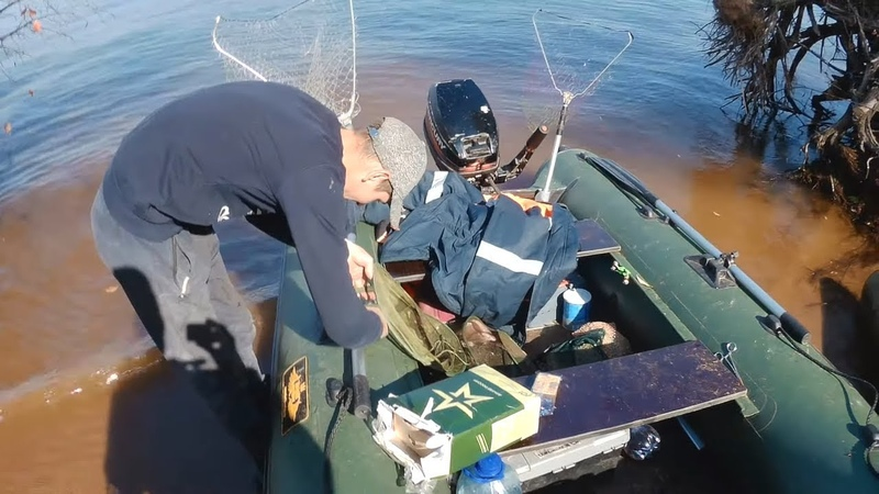 Рыбалка в сентябре ХОРОШИЙ ПОДЛЕЩИК на кольцо