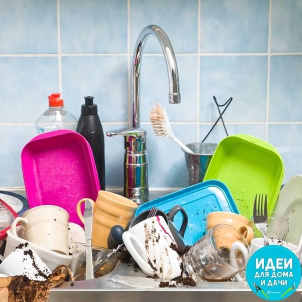 А вы знали, почему в гостях нельзя мыть посуду