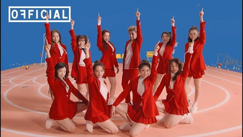 Rocket Girls 火箭少女101 Born to Win 生而为赢 Official MV