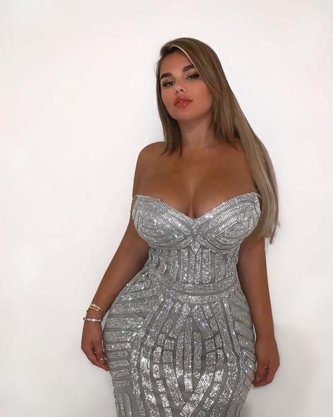 Анастасия Квитко купила платье за 3 миллиона рублей.