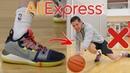 Testing FAKE Kobe Bryant Basketball Shoes from Aliexpress