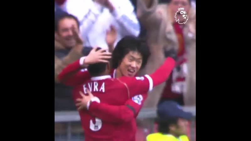 Le 24 juin 2005, Park Ji-sung signait à Manchester United ! Quelle recrue ️ MUFC -