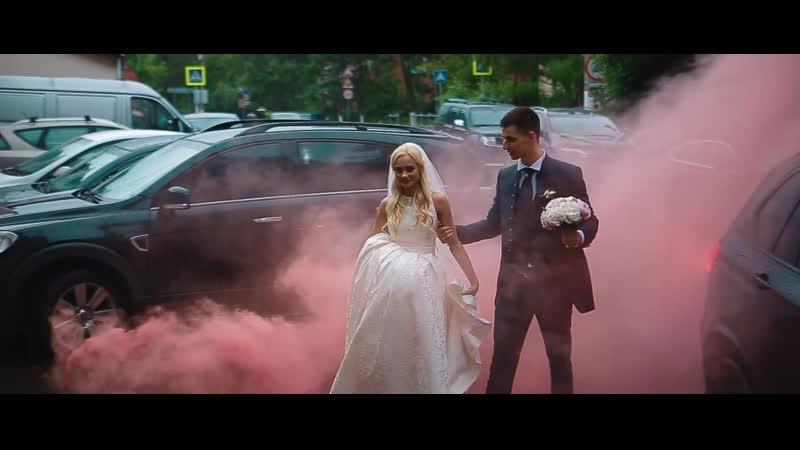 Свадебный клип • Матвей Вика