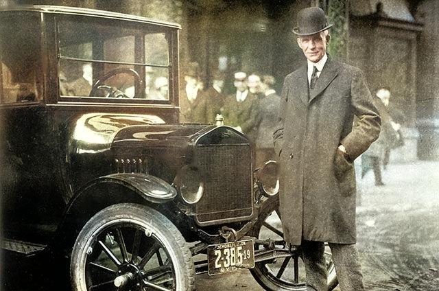 1908 год сборочный конвейер генри форд стол рольганг цена