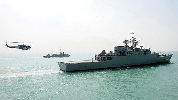Командующий ВМС Ирана обратился к США