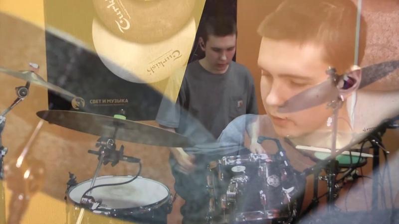 Вадим Дуляпин - Tower Of Inspiration (Dave Weckl)