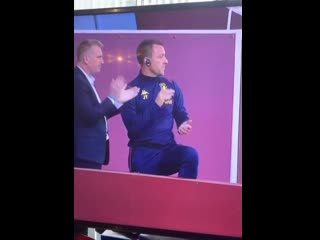 John Terrys reaction to Villa