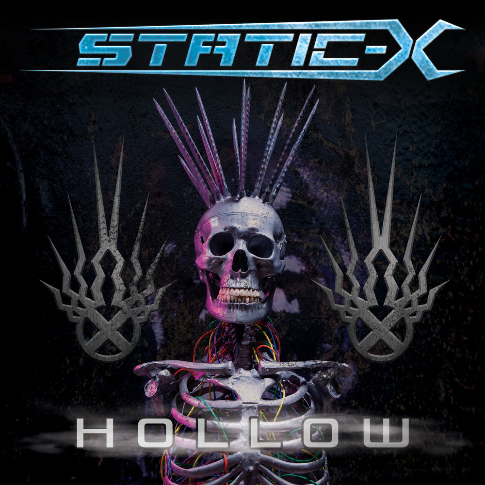 Static-X - Hollow (Project Regeneration) [single] (2020)