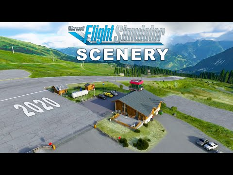 All The Scenery In 4K Microsoft Flight Simulator 2020