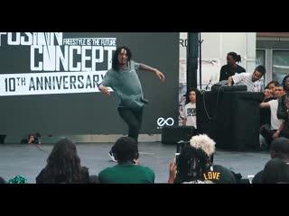 Танцевальный дуэт братьев Les Twins