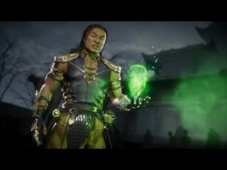 Mortal Kombat 11 Kombat Pack  Official Shang Tsung Gameplay Trailer