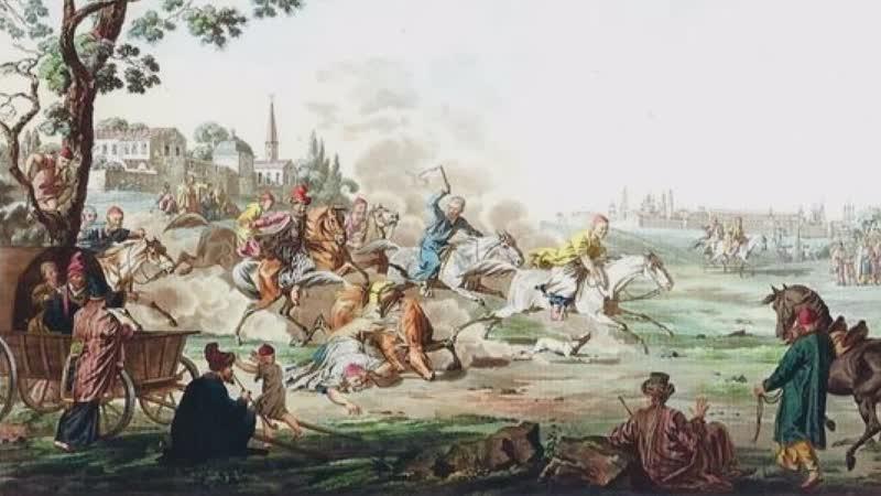 10 крымскотатарских поcловиц о коне