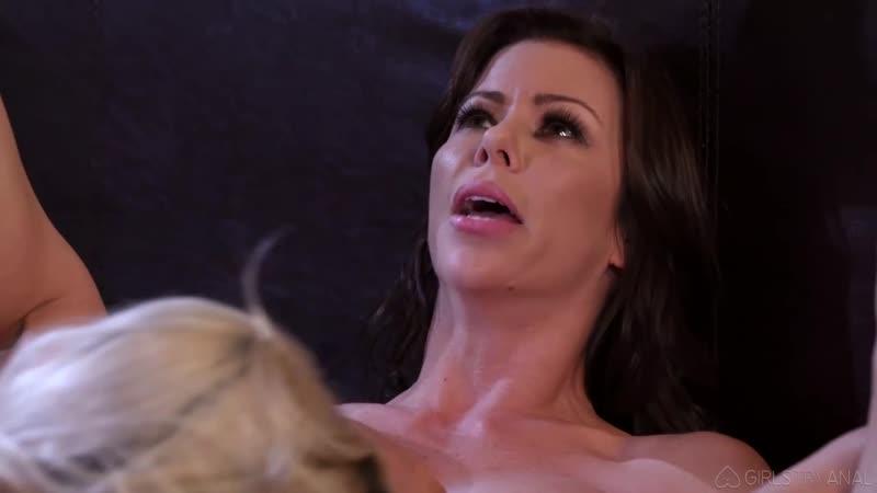 Linda Sweet, Ria Sunn Fisting double anal time Part 1, group sex orgy anal pornoпорно, porno, sex, tits,