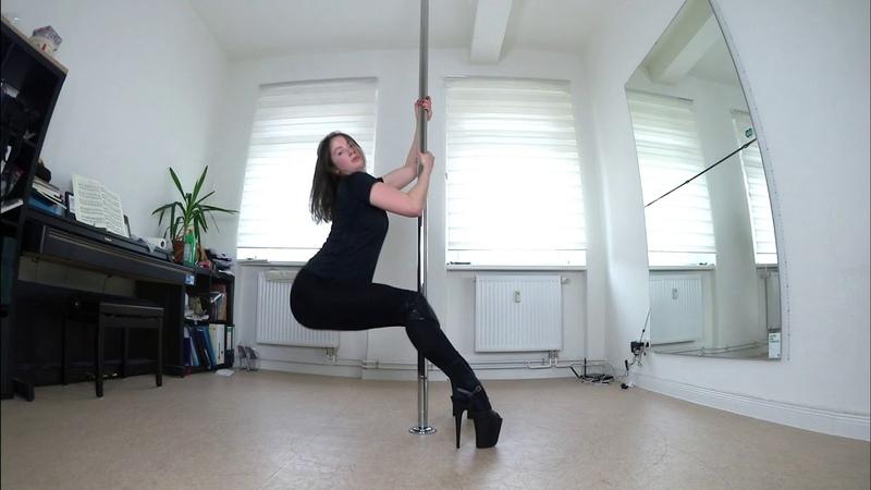 Exotic Poledance Freestyle - Lara Joh