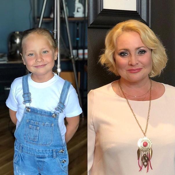 Светлана Пермякова и ее дочка, Варя!