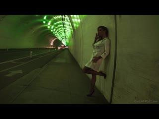 Karma RX - First Interracial DP [All Sex, Hardcore, Blowjob, Big Tits, Black, Double]