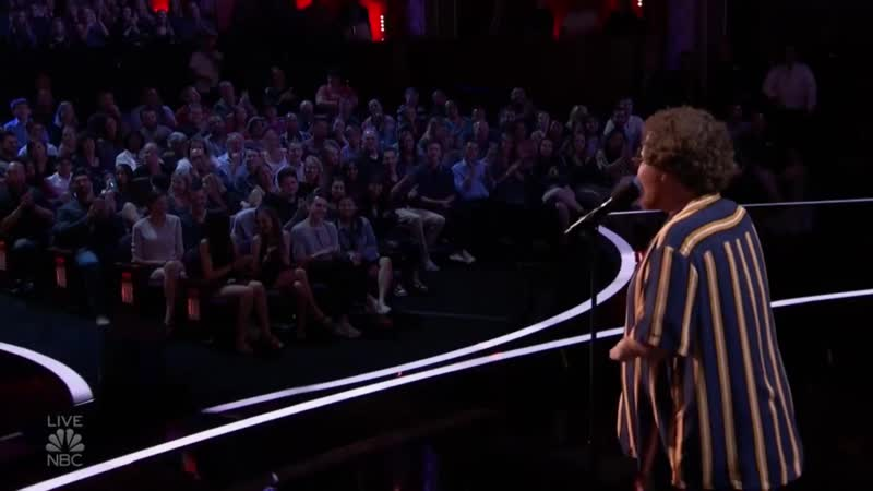 Ryan Niemiller AKA Cripple Threat Comedian BLOWS The Crowd Away Americas Got Talent 2019
