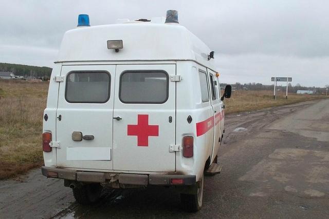 Пожилой велосипедист попал под колёса «скорой помощи» и скончался в больнице