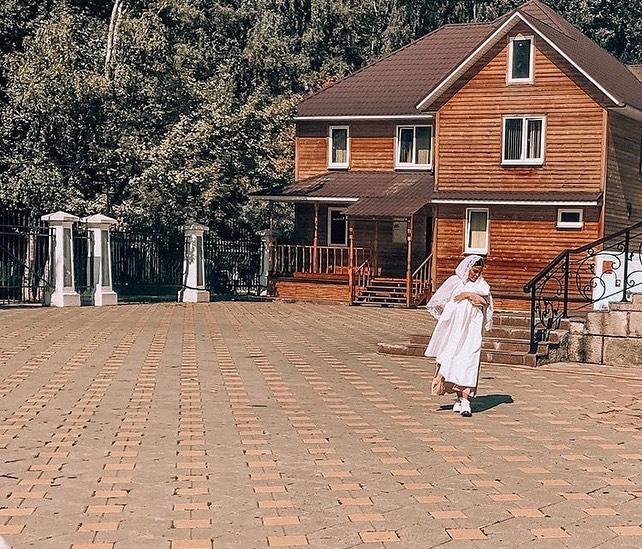 Катя Колисниченко о крестинах сына