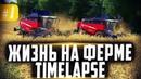 ЖИЗНЬ НА ФЕРМЕ   FS19 ТаймЛапс 1   Farming Simulator 19 ТаймЛапс