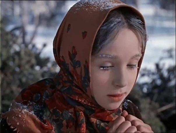 Вы все помните Настеньку Эту героиню незабвенной сказки «Морозко», вялую девицу с голоском умирающей. Я обожаю наше старое кино. И сказки отечественного производства нежно люблю. Но вот