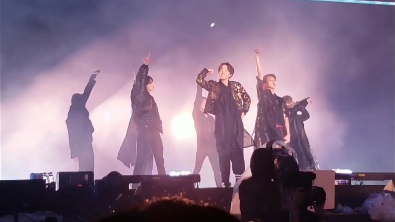 190615 Attack on Bangtan, Ma City @ BTS 방탄소년단 5th Muster Fanmeeting Magic Shop Busan 매직샵 부산 Fancam