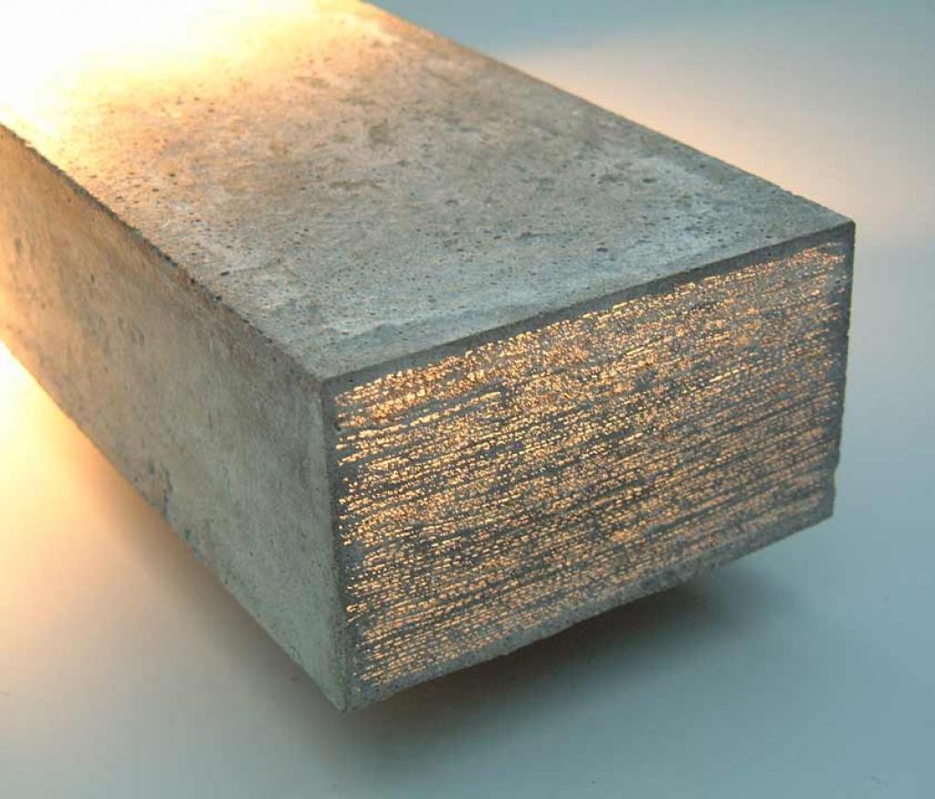 За основу взято: бетон в архитектуре