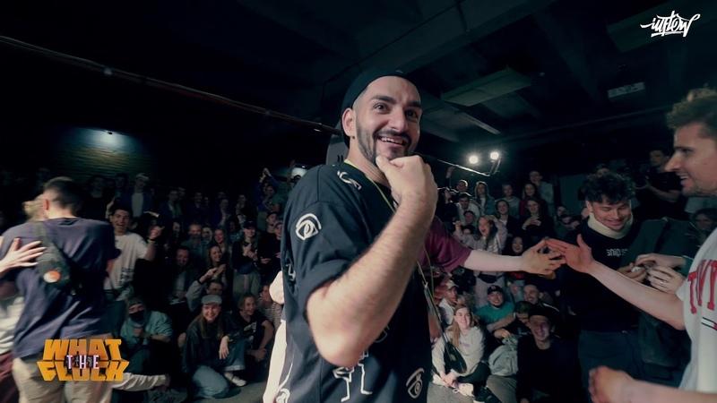 Jeka Kadet vs Irina S.N.CH. Damen | Final Hip Hop 2X2 WHAT THE FLOCK 6