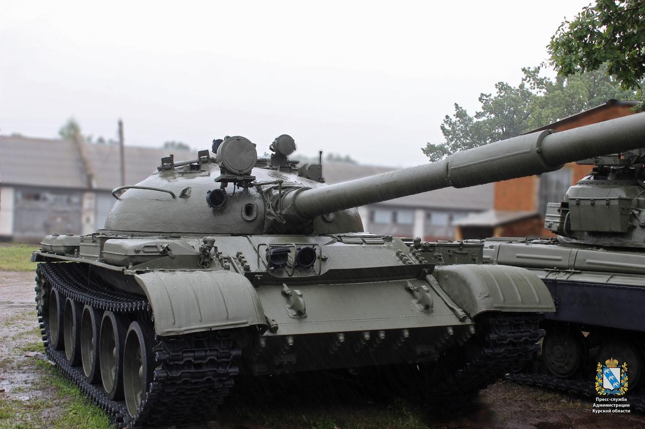 В Курской области появится военно-патриотический парк «Патриот»