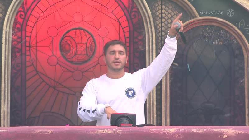 Jonas Blue Tomorrowland 2019 Mainstage 20 07 2019