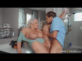 [LIL PRN] MommyGotBoobs - Alura Jenson - Draining The Plumbers Cock 01.10.2019 1080p