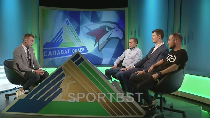 Артем Кочешев в сюжете, а гости в студии отвечают на вопрос, каким стал «Авангард» после прошлого сезона