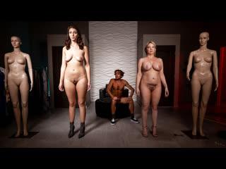 Bella Rolland - Man(nequin) Up And Fuck - All Sex Blowjob Brunet