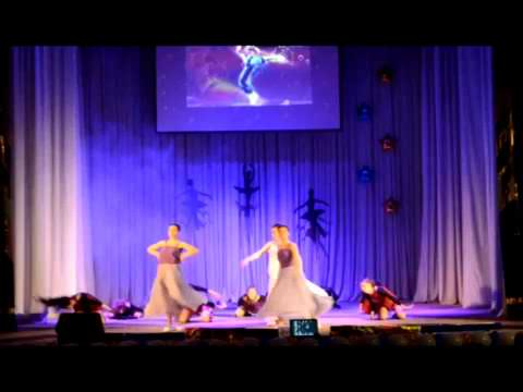 Творческий отчет танцевальных коллективов ДКСудженский