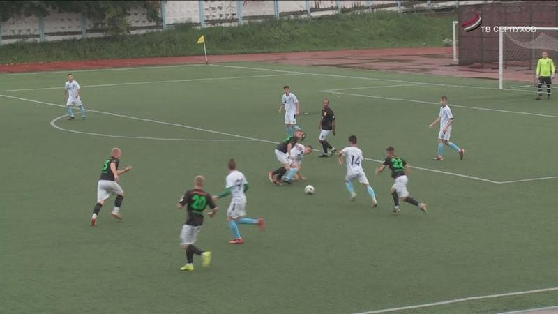 Футбольный клуб «Серпухов» выиграл у «Сатурна-2» в матче чемпионата России 3 дивизиона